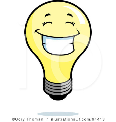 Free picture of download. Lightbulb clipart story solution