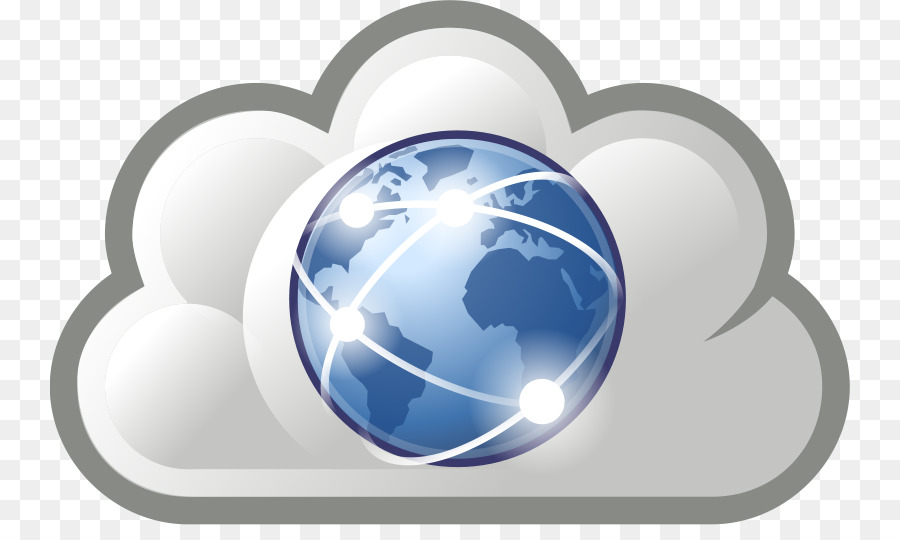Cloud product technology . Internet clipart