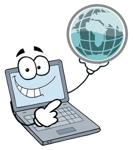 Clip art computer . Internet clipart