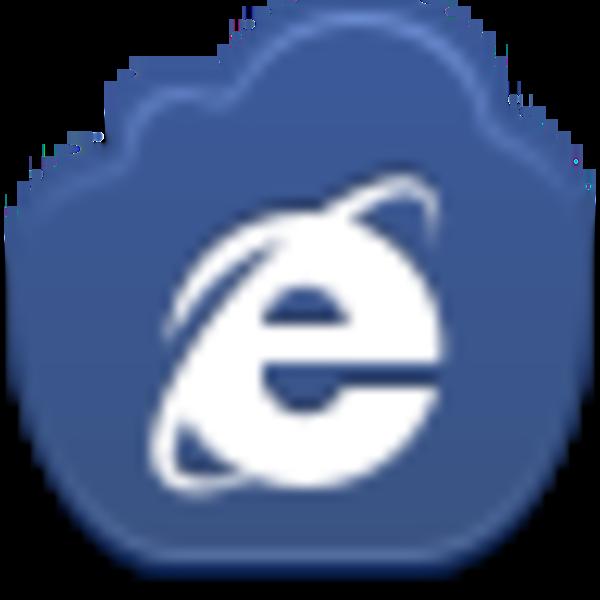 Internet clipart internet explorer. Icon cloud pinterest