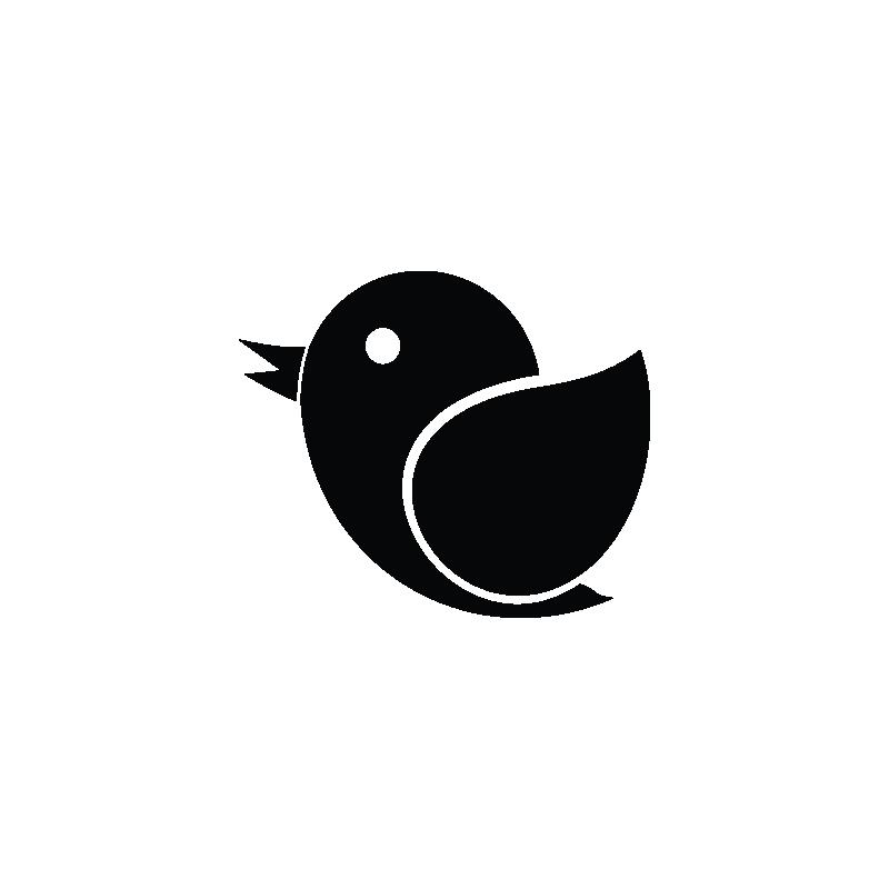 Twitter bird social media. Internet clipart internet network