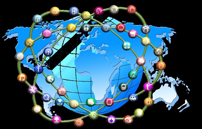 Hortonworks buys the startup. Internet clipart internet network