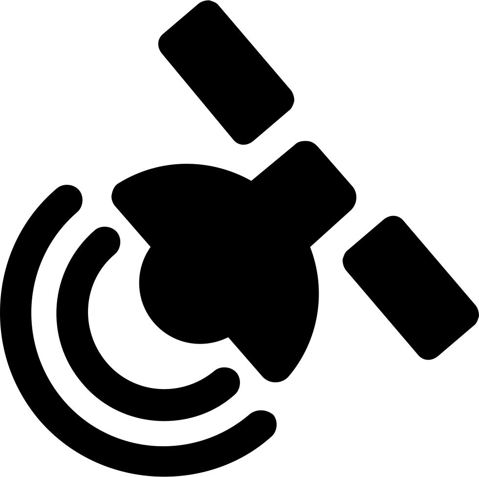 Internet satellite signal