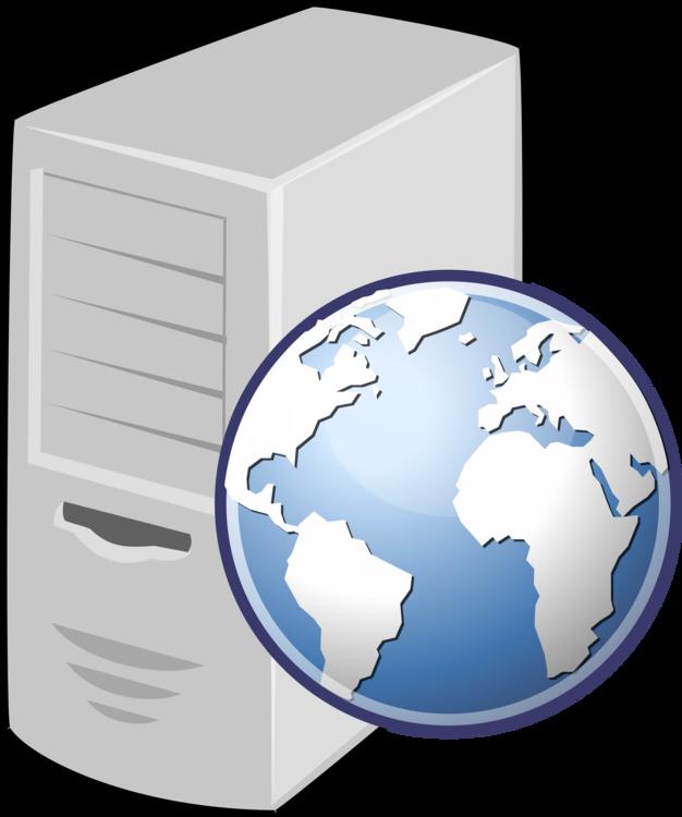 Web server computer servers. Internet clipart transparent