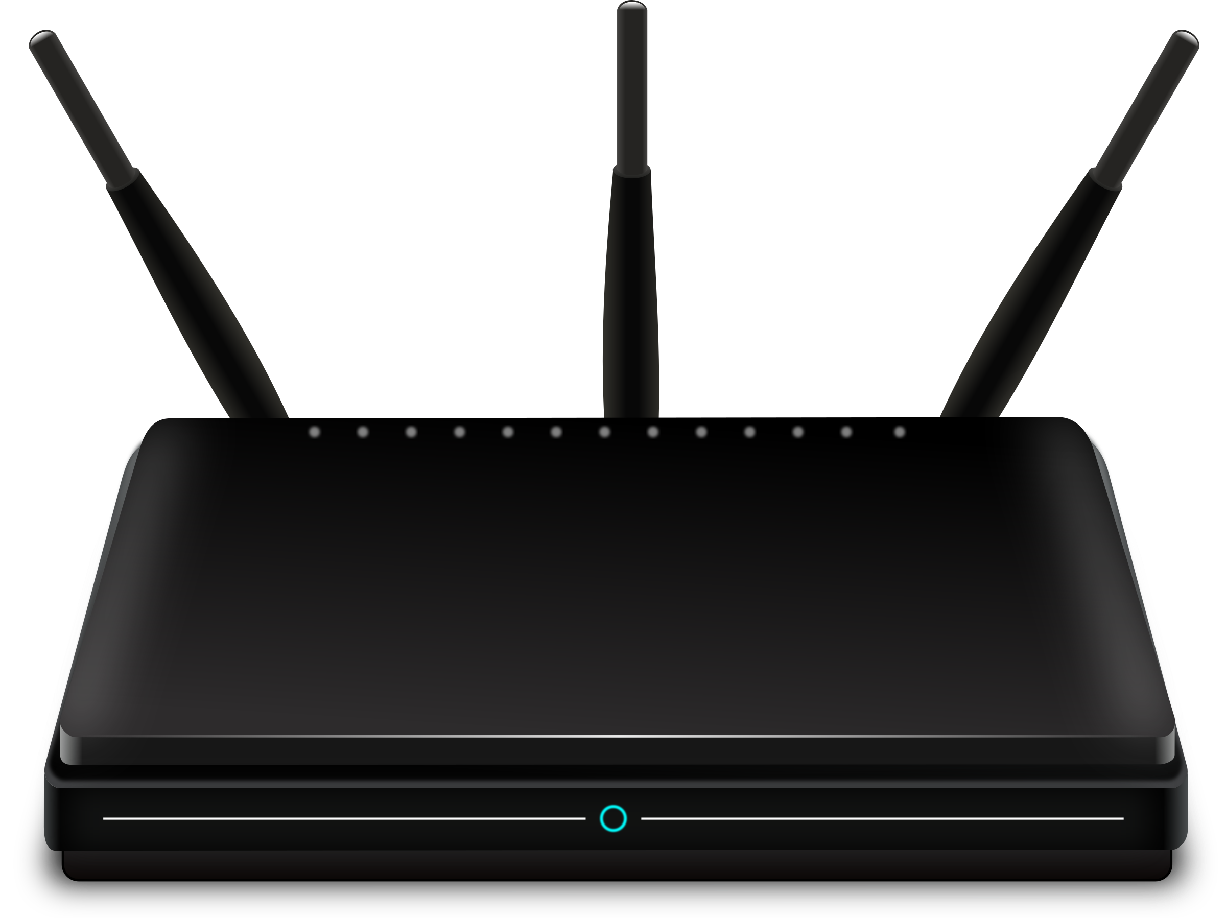 Technology clipart wireless network. Router