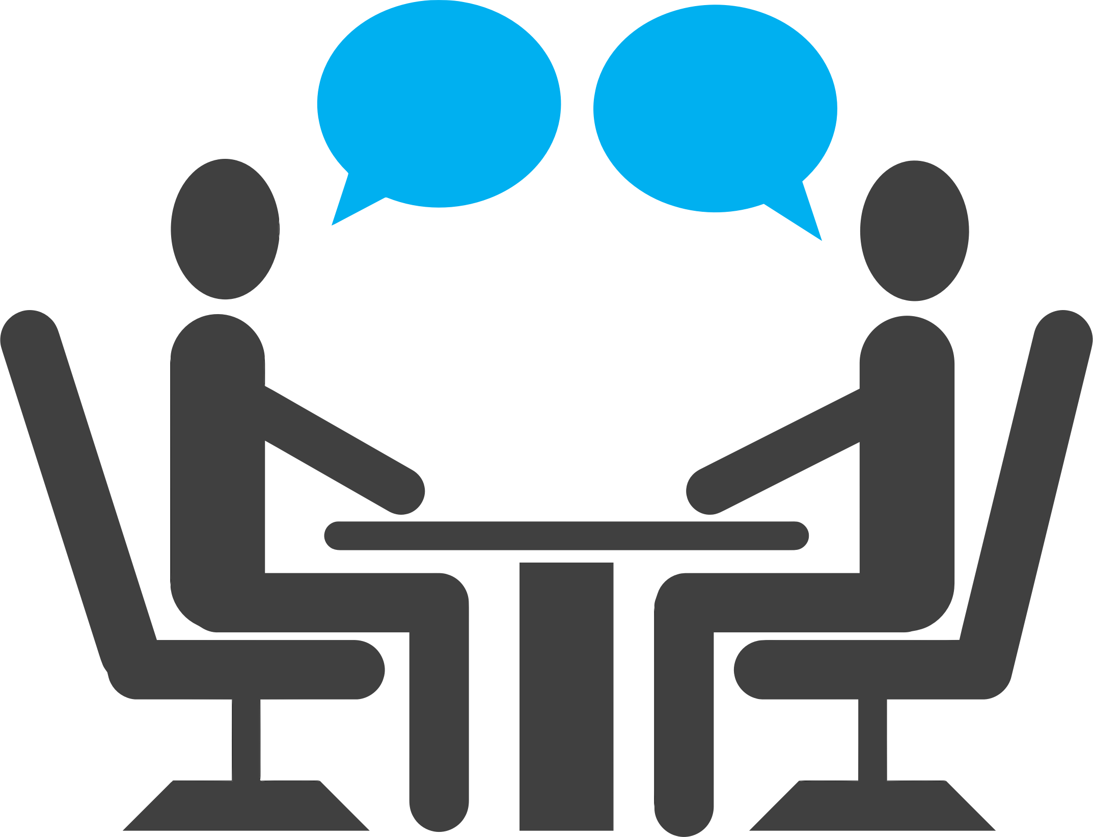 Interview clip art pictures. Employee clipart meeting