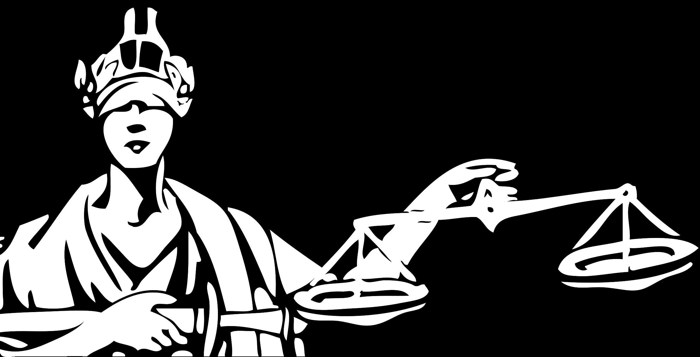 Justice clipart cartoon. The dood interviews an