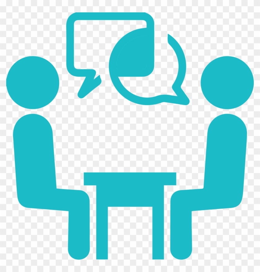 Portal . Interview clipart face to face interview