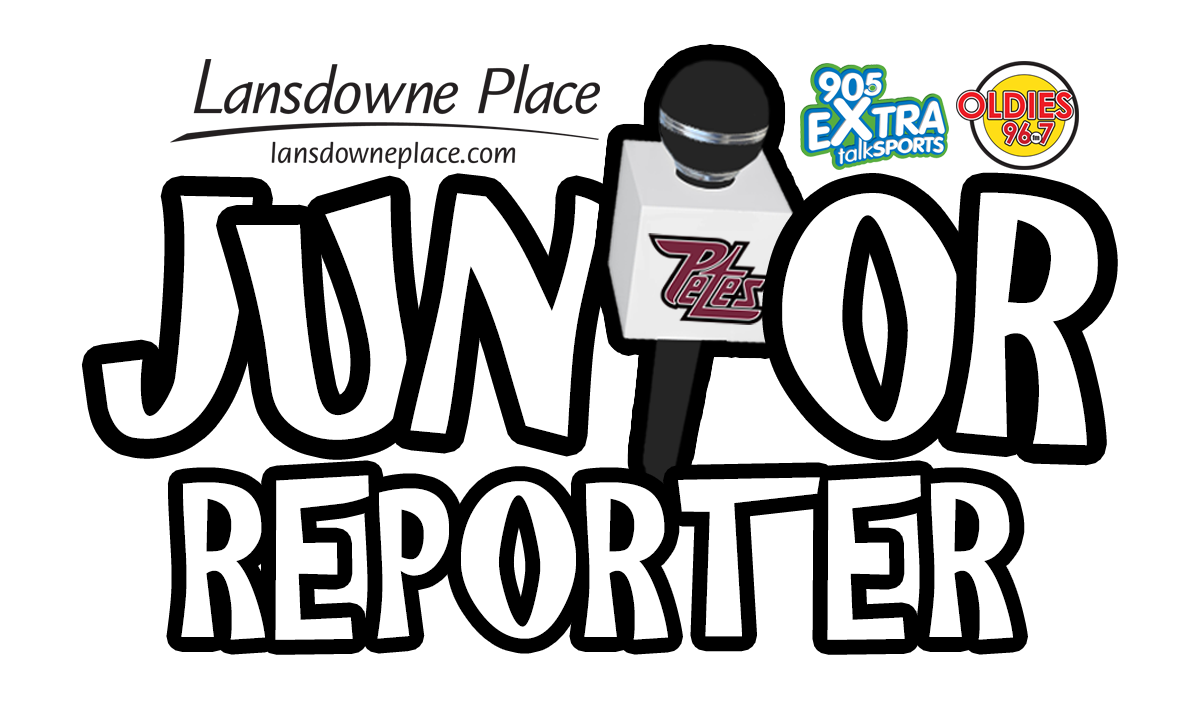 Interview clipart in depth. Peterborough petes on twitter