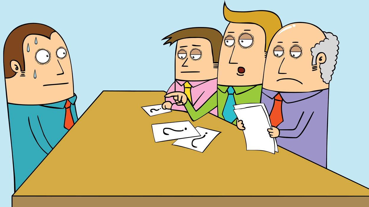 Stress clipart stress interview, Stress stress interview ...