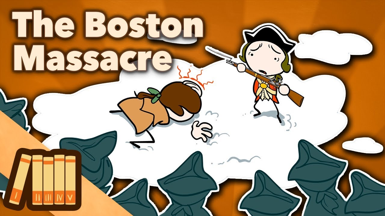 Growing patriots the podcast. Intolerable acts clipart boston massacre