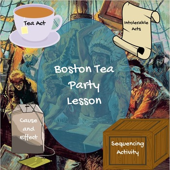 Boston party and the. Intolerable acts clipart cup tea