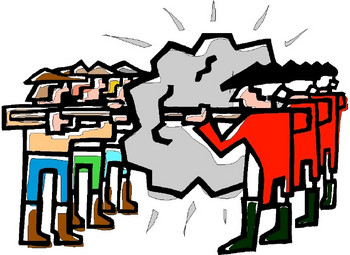 Results of the revolutionary. Intolerable acts clipart economic freedom