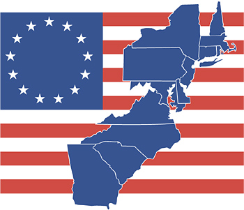 . Intolerable acts clipart economic freedom