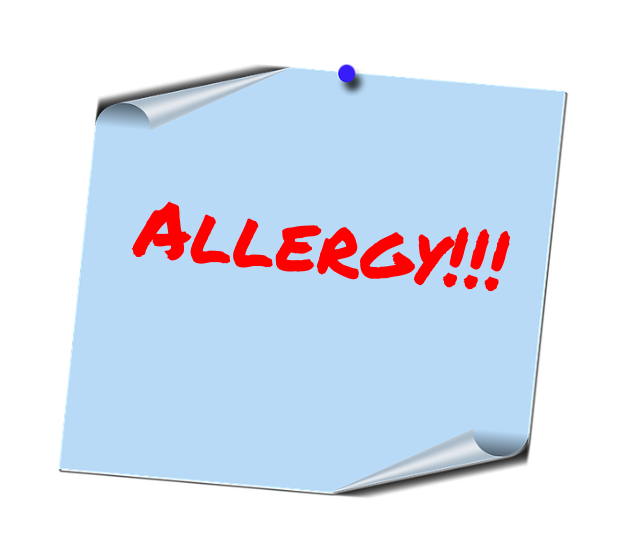 Intolerable acts clipart intolerance. Allergy policy our lady