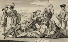 Before the war liberty. Intolerable acts clipart passed