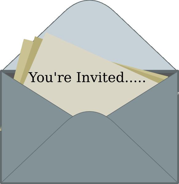 Free acur lunamedia co. Invitation clipart