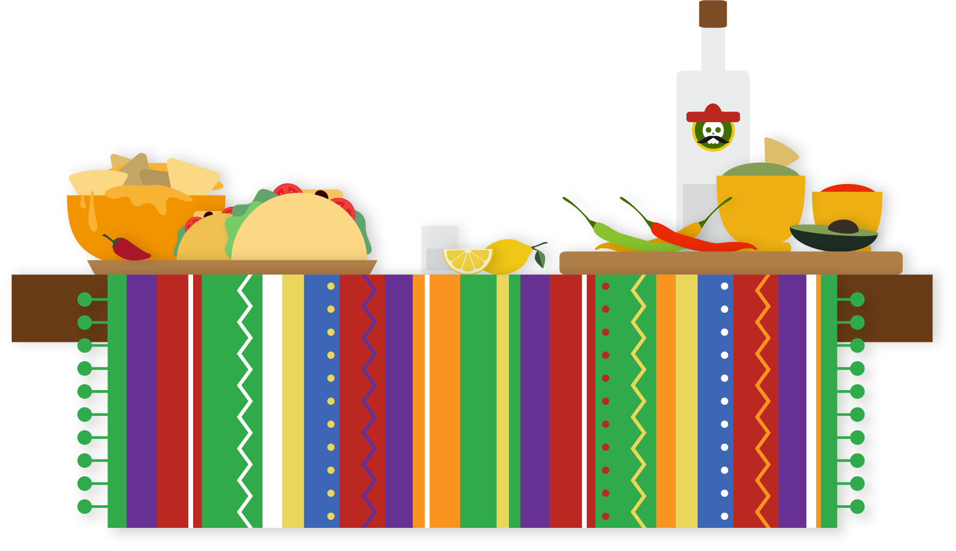 Mexican clipart invitation. Margarita cuisine wedding taco