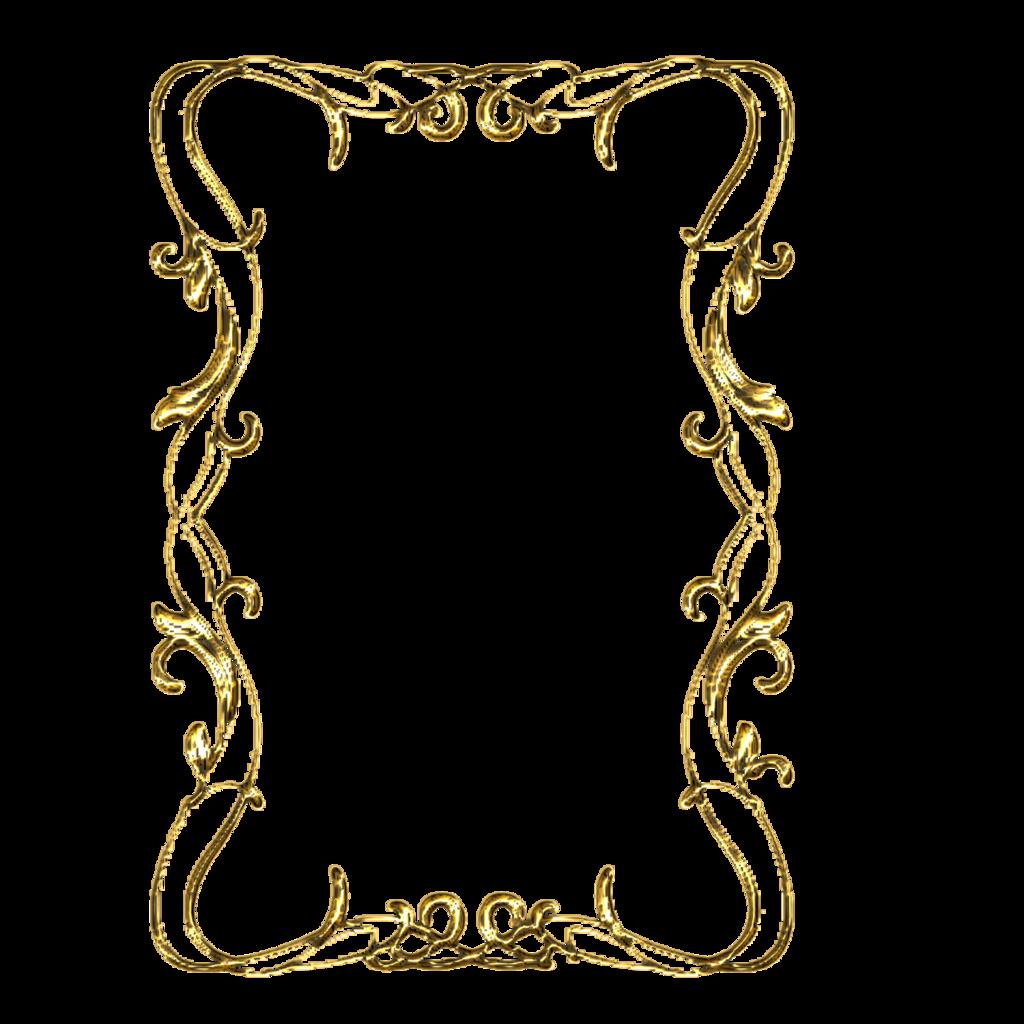 Scroll clipart gold. Frame clip art panda