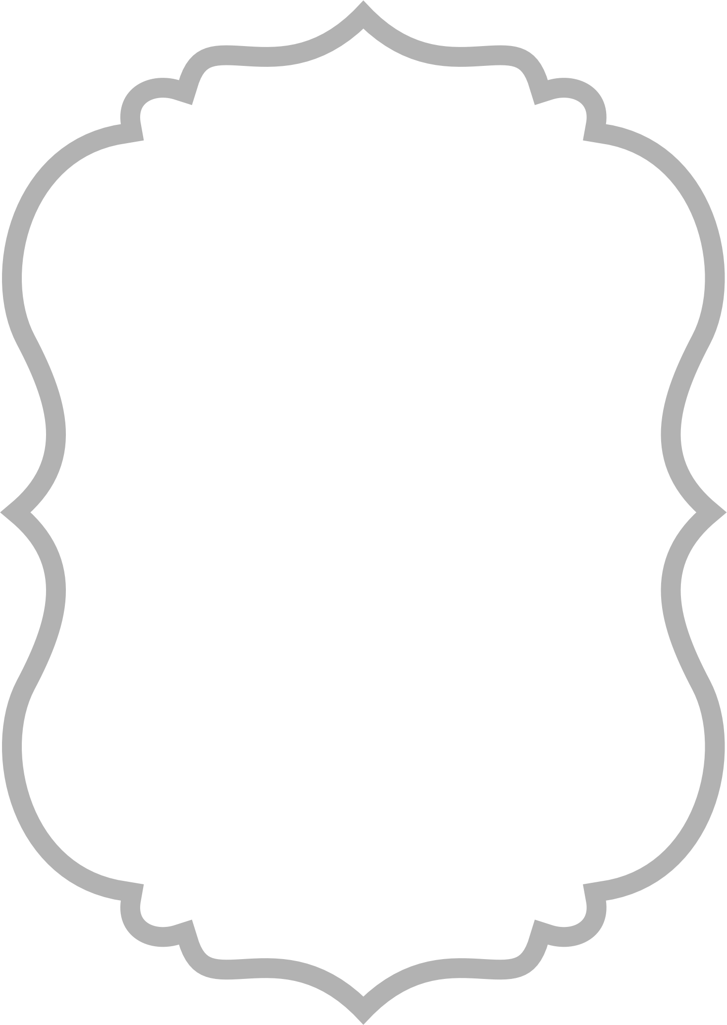 Invitation frame png.  image transparent shape