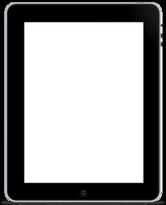 Ipad clipart. Panda free images screenclipart