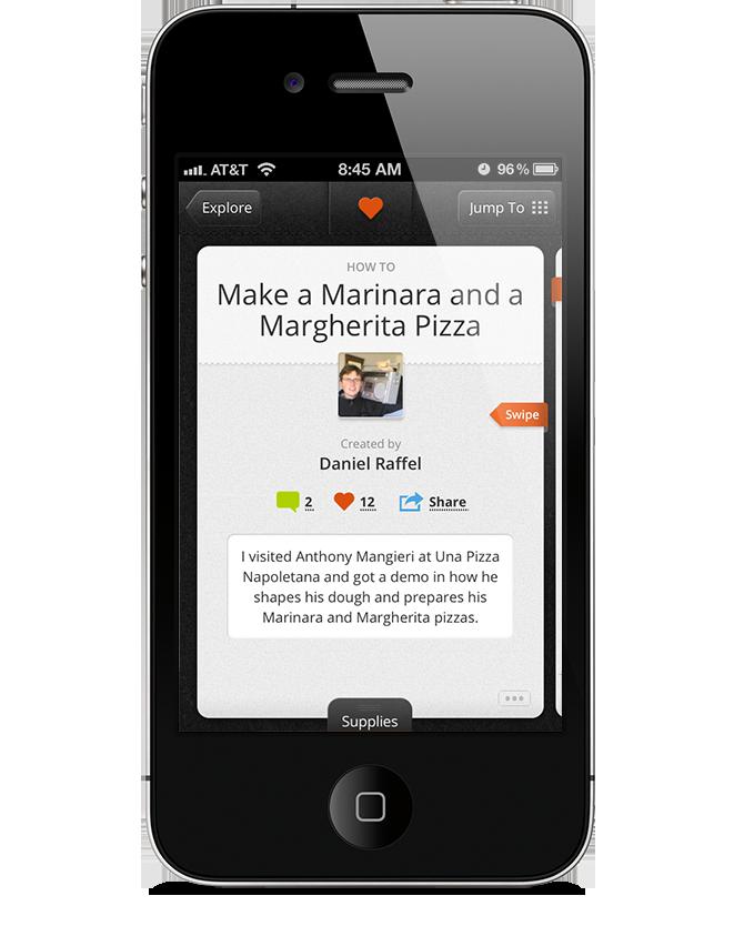 Iphone clipart app. Original snapguide edwin tofslie