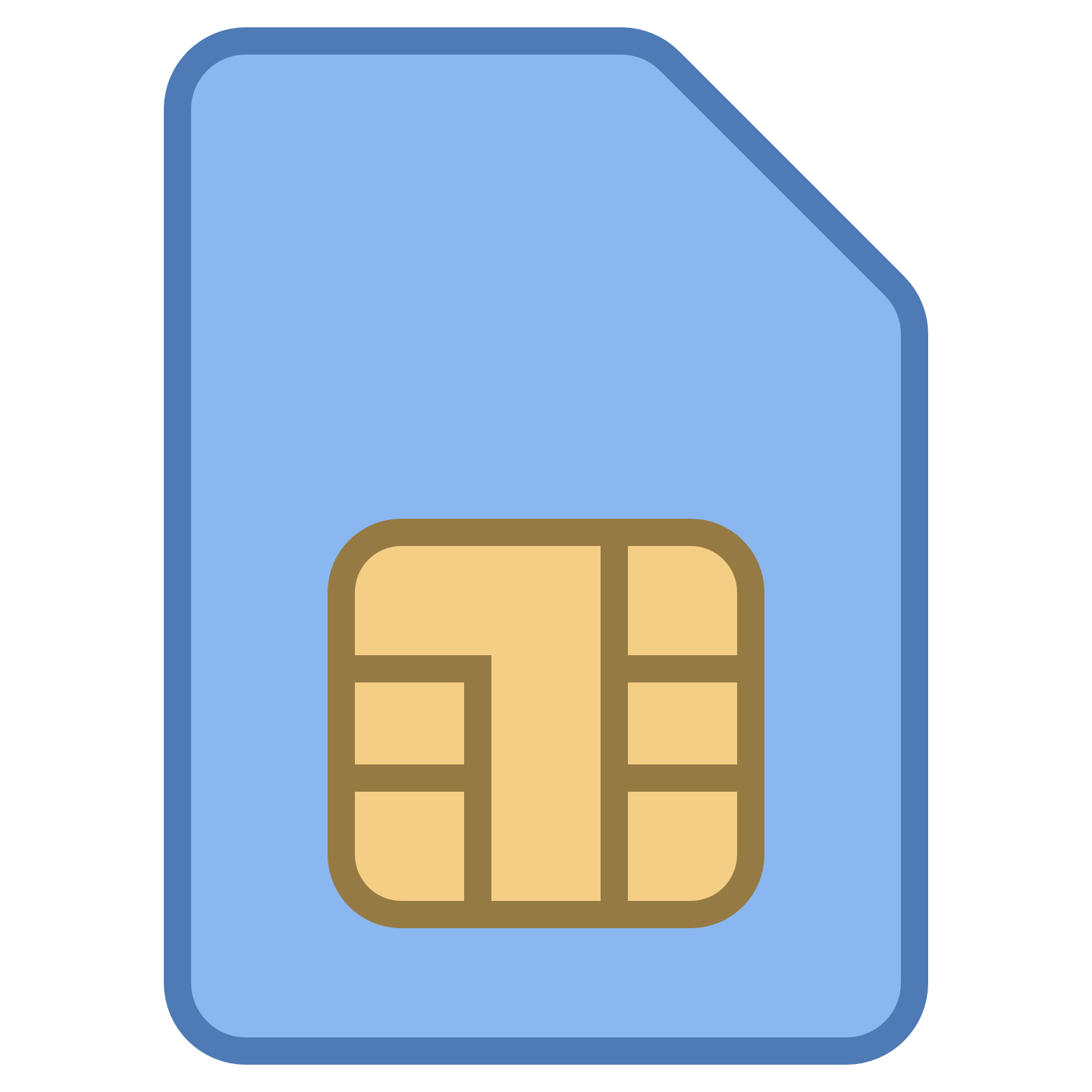 Sim card transparentpng . Phone clipart mobile icon