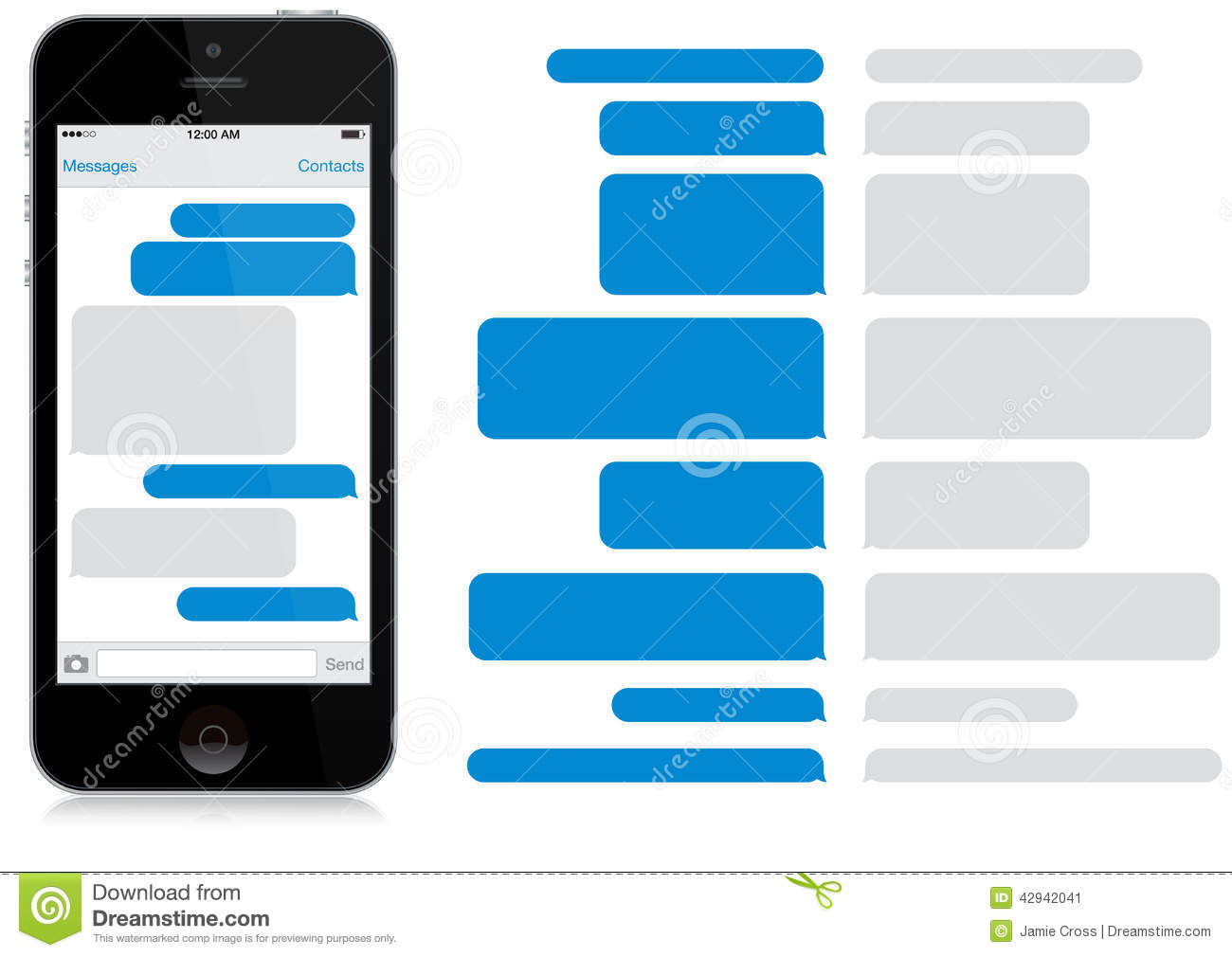Iphone clipart iphone text. Free download best