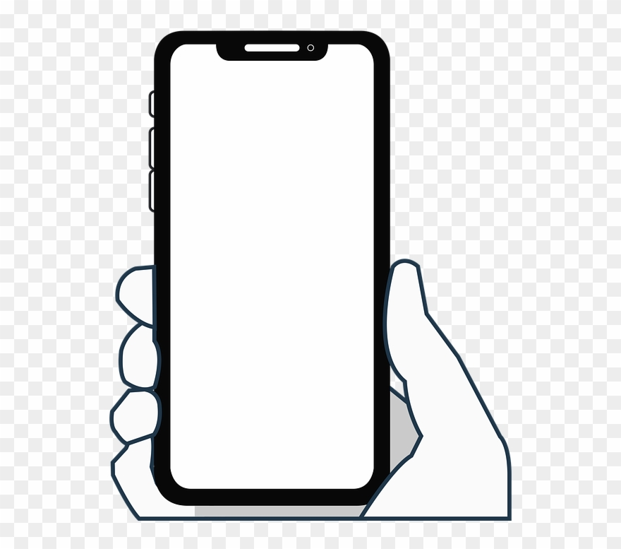 Iphone clipart smartphone accessory. Celular sin fondo png