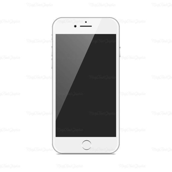 Iphone clipart smartphone. Clip art blank shiny