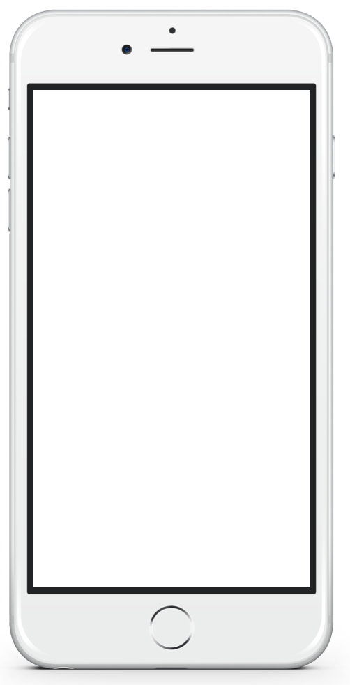 For desktop view . Iphone frame png