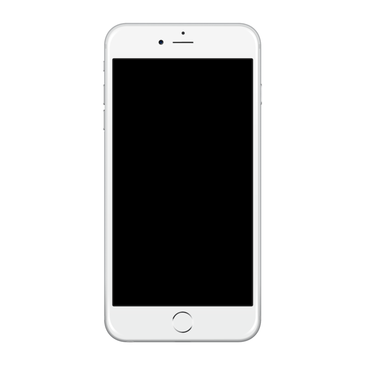 Iphone frame png. Mockuphone mockup plus