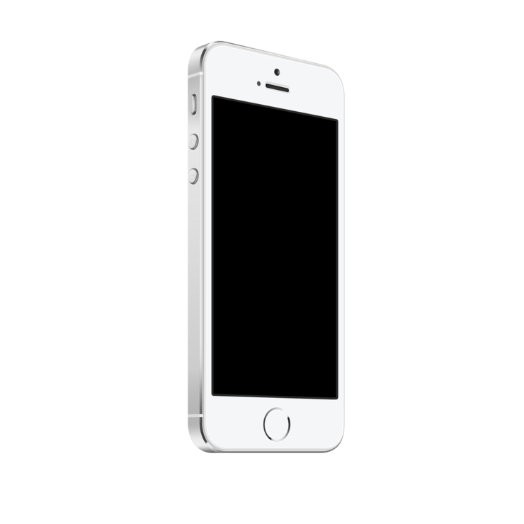 Mockuphone screenshots on s. Iphone vector png