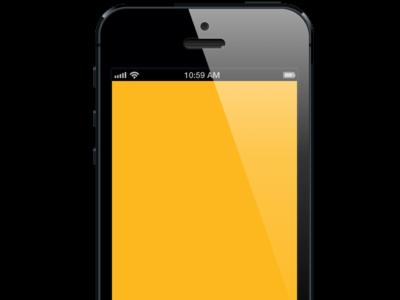 Iphone vector png. Apple black sketch freebie