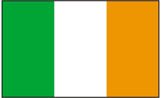 Irish clipart flag. Free download clip art