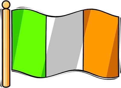 Free of ireland download. Irish clipart flag