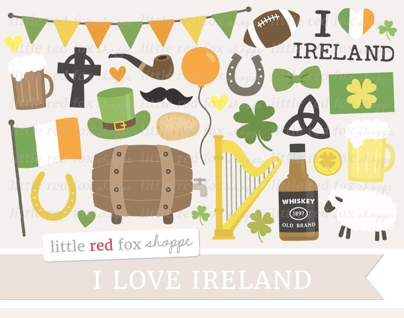 Irish clipart landmarks. Ireland clip art st