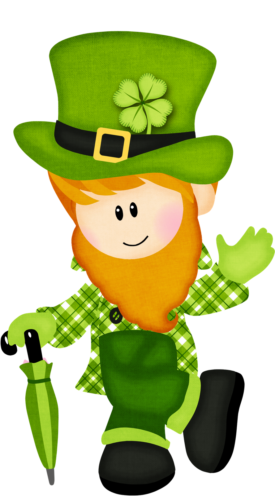 Luck of the irish. Leprechaun clipart lucky leprechaun