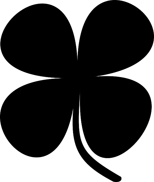 irish clipart silhouette