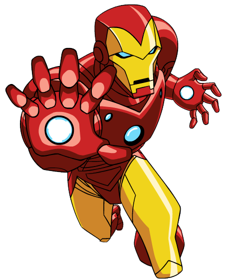 Ironman clipart. Iron man marvel heroes