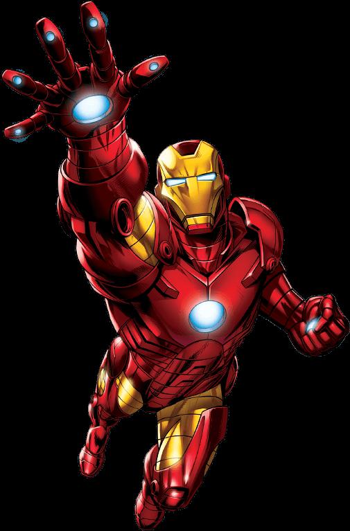 Superheroes clipart iron man cartoon. Ironman png image purepng