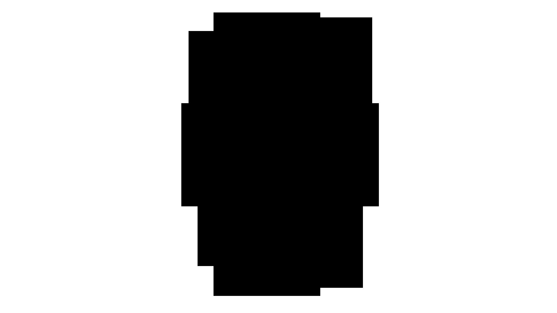 The iron man logo. Ironman clipart manblack white
