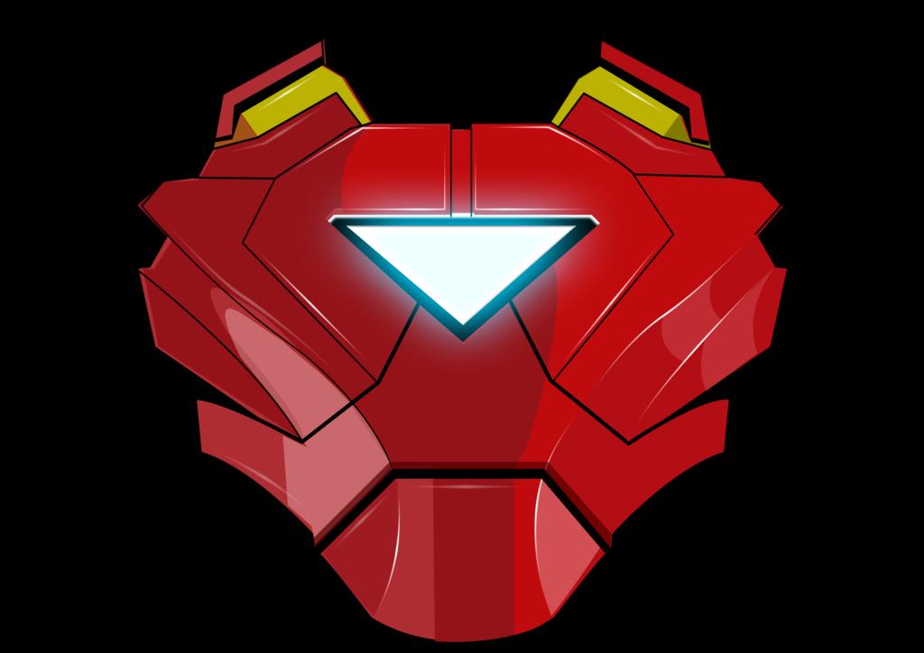 superheroes clipart ironman symbol