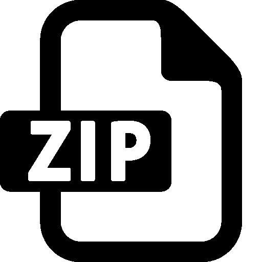 Free zip icons and. Is png a vector file