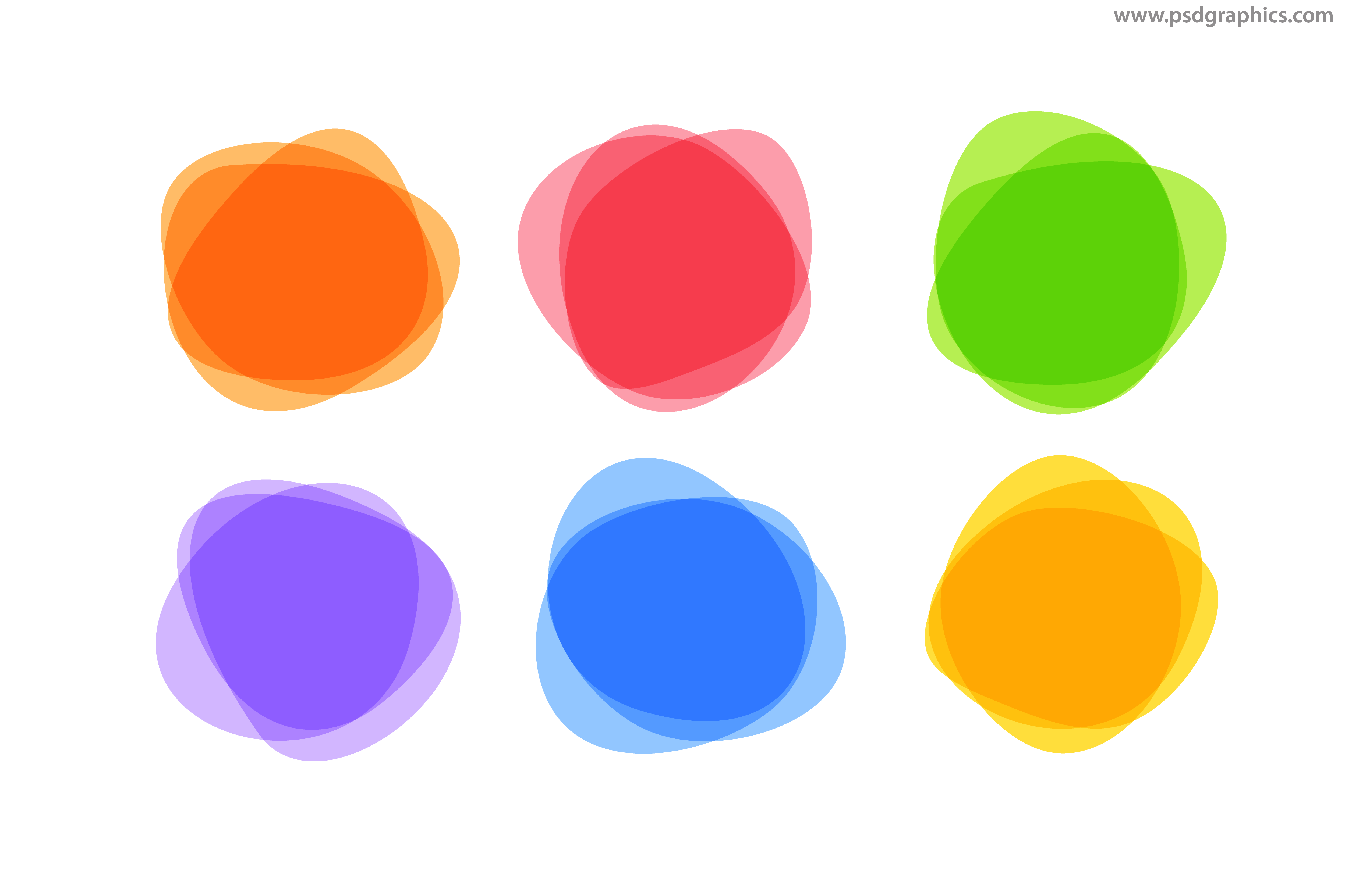 Stylish round buttons psdgraphics. Is png vector