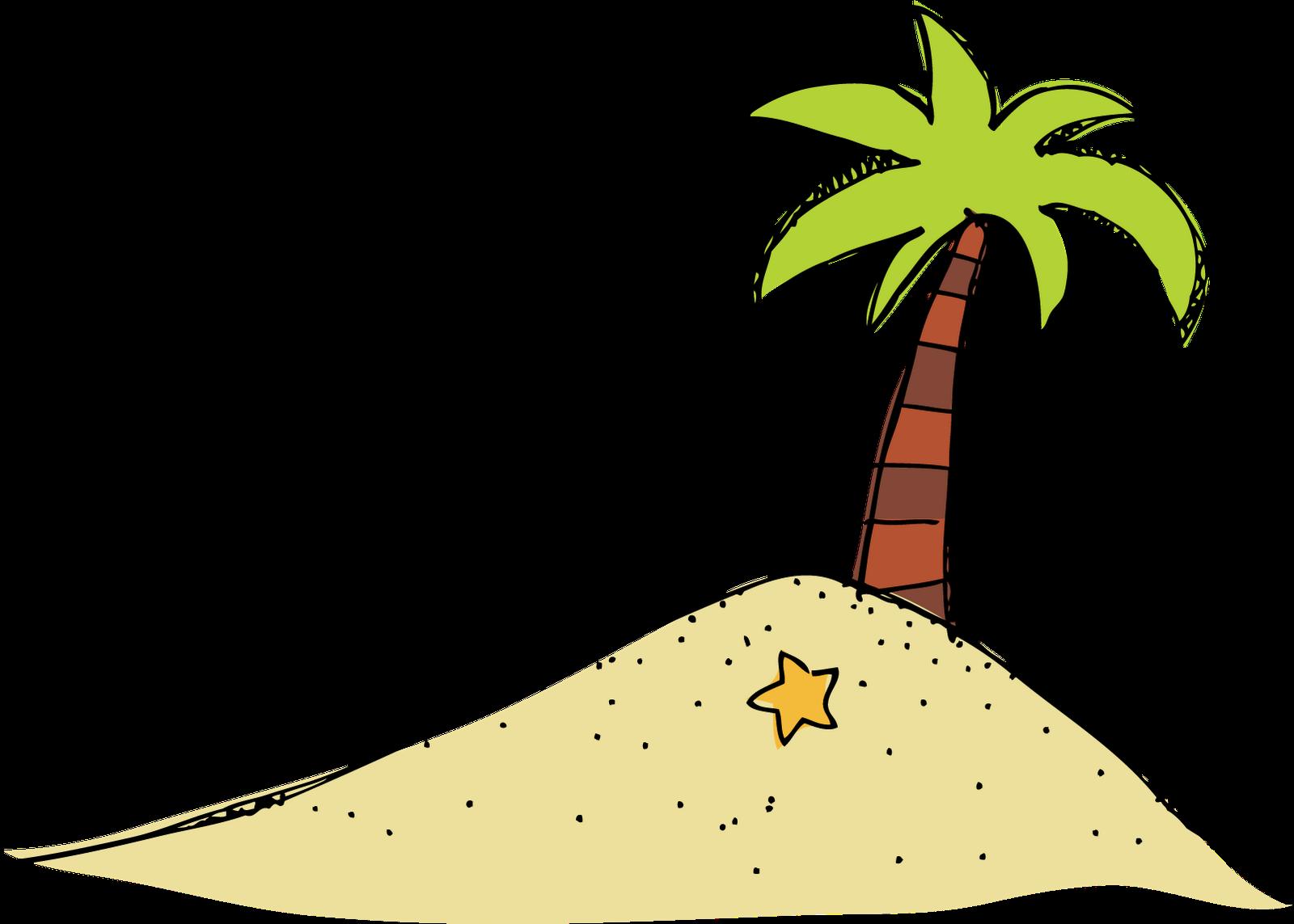 . Treasure clipart pirate island