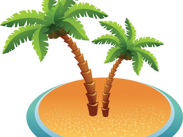 Deserted cliparts free download. Island clipart desserted