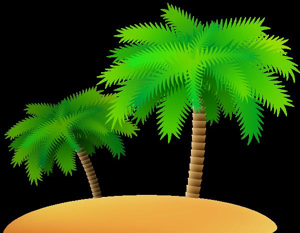 Palm free download best. Island clipart mini tree