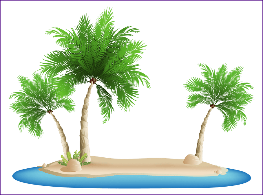Island clipart moana, Island moana Transparent FREE for download on