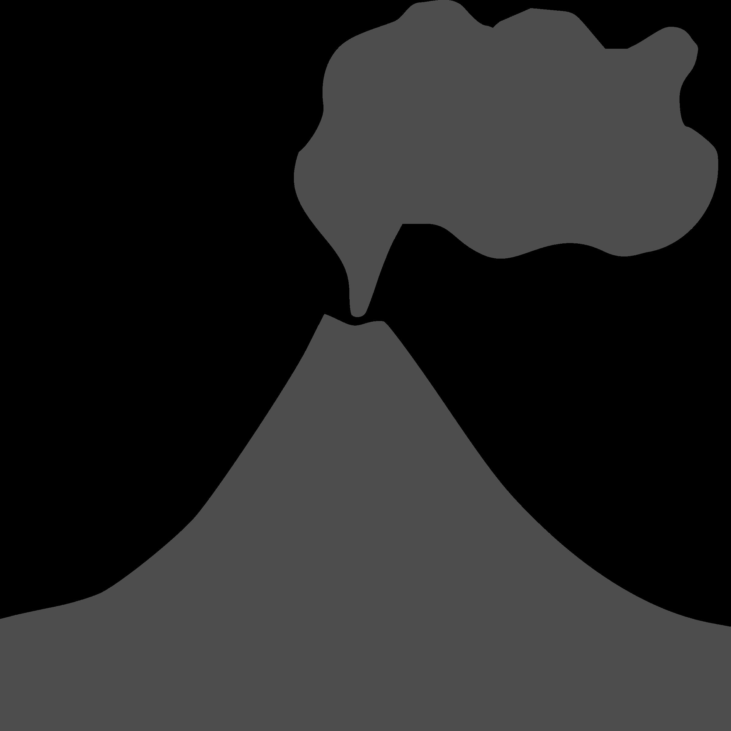 Clip art etna logo. Island clipart volcanic
